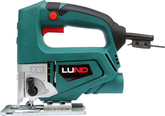Priamočiara vyrezávacia píla do dreva 650 W, model LUND 79481 2