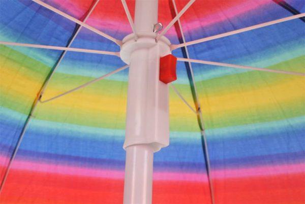 Plážový slnečník - 170 cm