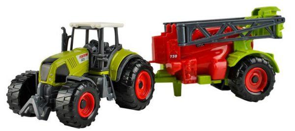 Farma - sada strojov - 6 ks