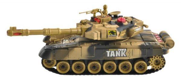 Tank na diaľkové ovládanie - sada 2 ks