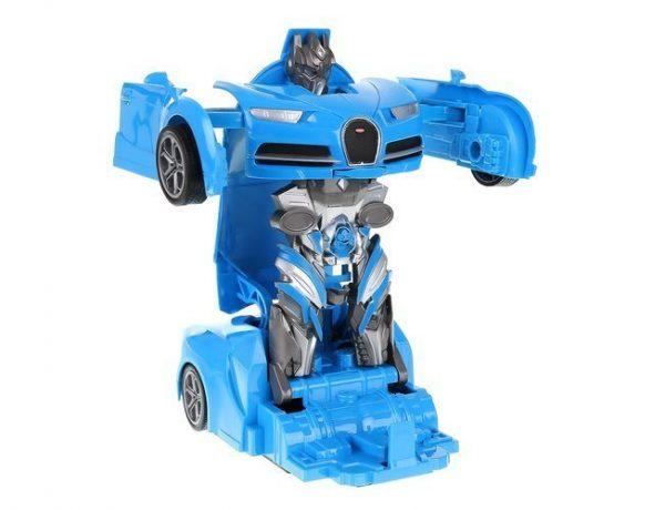 Skladací auto/robot - bojová súprava